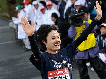今回の箱根は「山フェス」の様相!5区80分、6区60分という優勝ライン。<Number Web> photograph by Takuya Sugiyama
