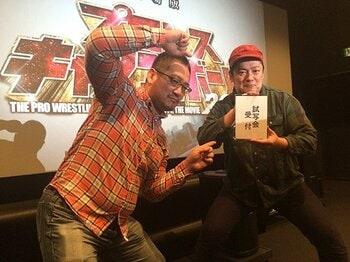 映画『プロレスキャノンボール』で、レスラーたちが実現した奇跡とは?<Number Web> photograph by Norihiro Hashimoto