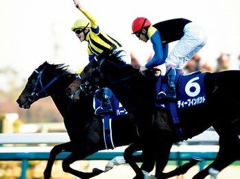 ルメールが語る'05年の有馬記念。最強ディープにあった「隙」とは。<Number Web> photograph by Katsutoshi Ishiyama