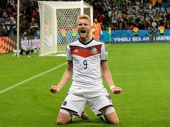 63%の支配率と、五分五分の決定機。8強のドイツが晒した「大きな課題」。<Number Web> photograph by Getty Images