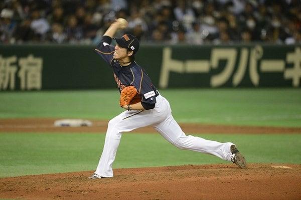 圧巻の66球。前田健太が見せたエースの証。