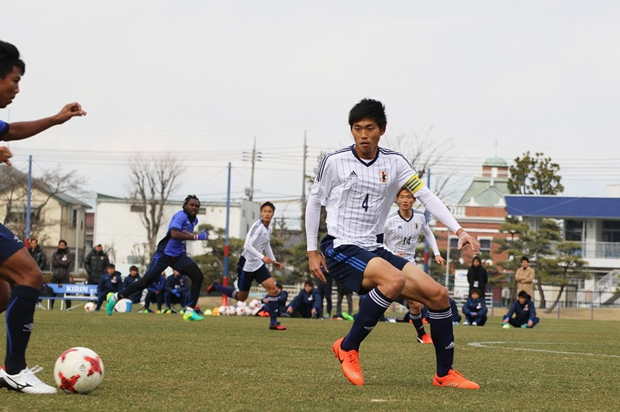 久保、堂安、小川以外も逸材揃い!U-20代表候補の持ち味、一挙紹介。<Number Web> photograph by Takahito Ando