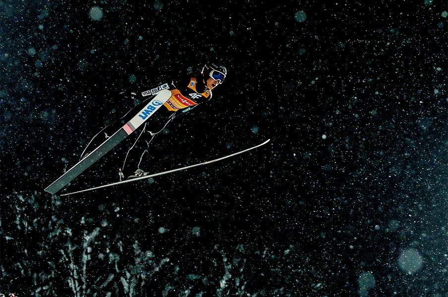 <スキー界の新伝説>小林陵侑「なりたい自分がデカすぎる」<Number Web> photograph by Getty Images