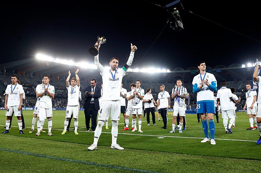 クラブW杯3連覇したマドリーが、完全復調と太鼓判を押せない理由。<Number Web> photograph by Getty Images