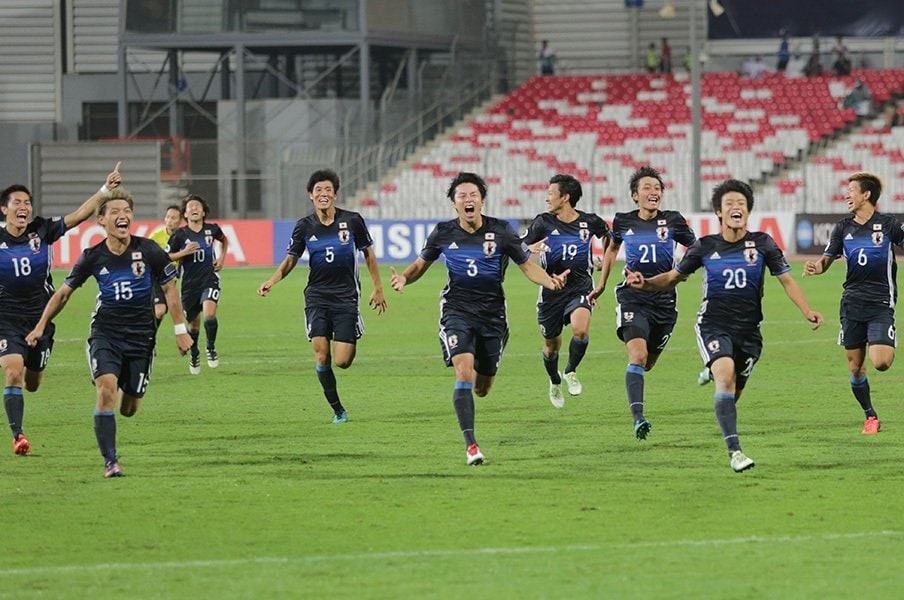 U-19選手権は最強DFで無失点優勝!アジア最強チーム、今後の伸びしろ。<Number Web> photograph by Getty Images