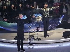 プルシェンコに憧れ、佐藤駿に伝える。羽生結弦、スケートへの感謝と継承。