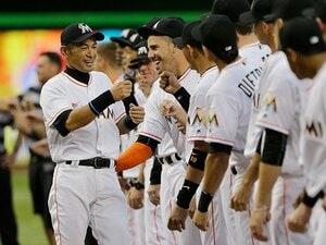"MLBに40代選手の""生き残り""は7人。イチロー、上原に見る平均年齢事情。"