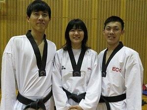 日本テコンドーに濱田3兄弟あり。兄・康弘は7連覇、真由は手術決断。