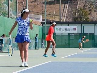 テニス国際大会が4月まで日本で連続開催。富士薬品が与えたインパクトとは?