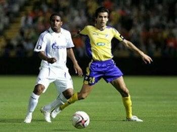 U-21ポルトガル代表に選ばれたモライス(右)は、弱冠20歳の若さでチェルシーへ移籍した