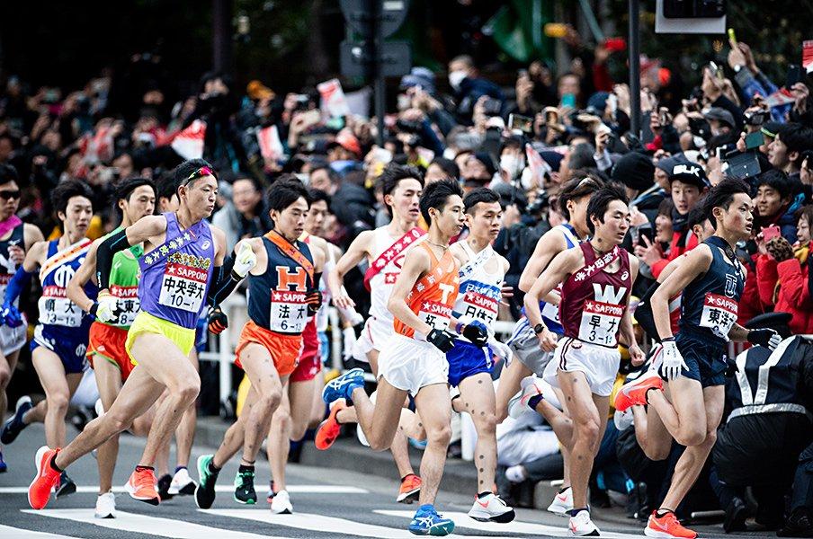 箱根の未来は1年生のタイムでわかる。今年の3位は青学、1位&2位は……。<Number Web> photograph by Yuki Suenaga
