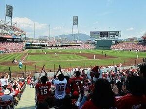 プロ野球人気の底上げ。~DeNA、広島が牽引してセ・パともに観客動員が向上中~