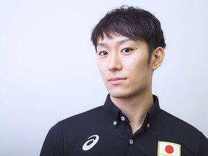 バレー柳田将洋は強気で気負わず。サッカー日本代表から学ぶ主将像。