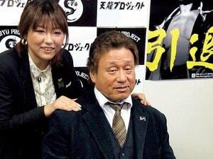 """""""ミスター・プロレス""""天龍源一郎の引退ロード。~ドスの利いた言葉と家内への愛~"""