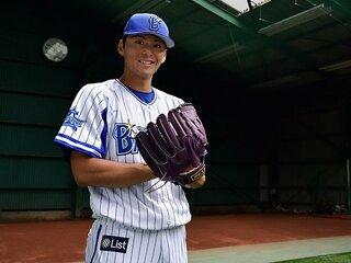 """「絶対にプロ野球選手になる!」 DeNA熊原健人が""""仙台""""でかなえた夢。"""