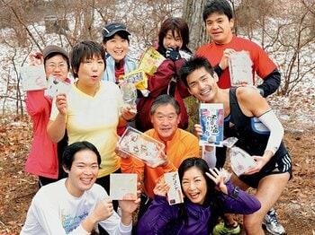 <私とラン> 甘党ランナーズ 「一緒にスイーツを食べてくれるラン仲間を求めて」<Number Web> photograph by Atsushi Hashimoto