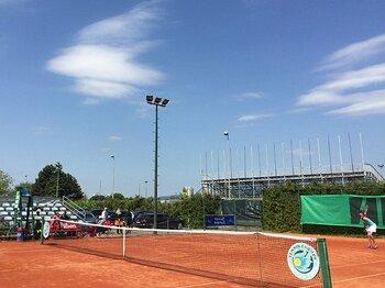 <日本女子テニス強化プロジェクト鼎談・前篇>12~14歳の3年間でやるべきこととは?<Number Web> photograph by TOP ATHLETE GROUP