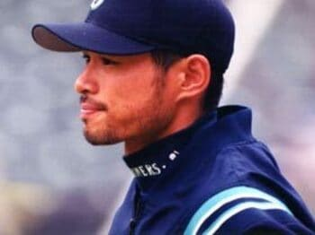 Pure 生粋のベースボールプレイヤー。<Number Web> photograph by Koji Asakura