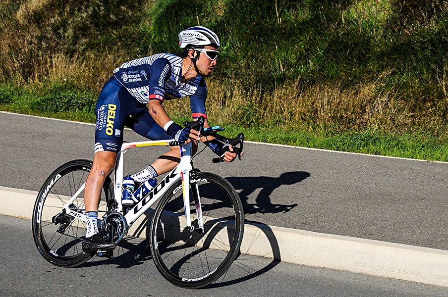 自転車界の第一人者、別府史之が語る欧州で戦うプロサイクリストの食事術。<Number Web> photograph by Getty Images