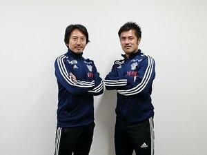 FC今治、駒野友一×橋本英郎(上)。「キャンプでおかずがなくなった」