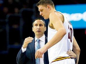 """その出会いは""""運命的""""。キャブスで再び集った師弟。~ロシア発、NBA行きの数奇な運命~"""