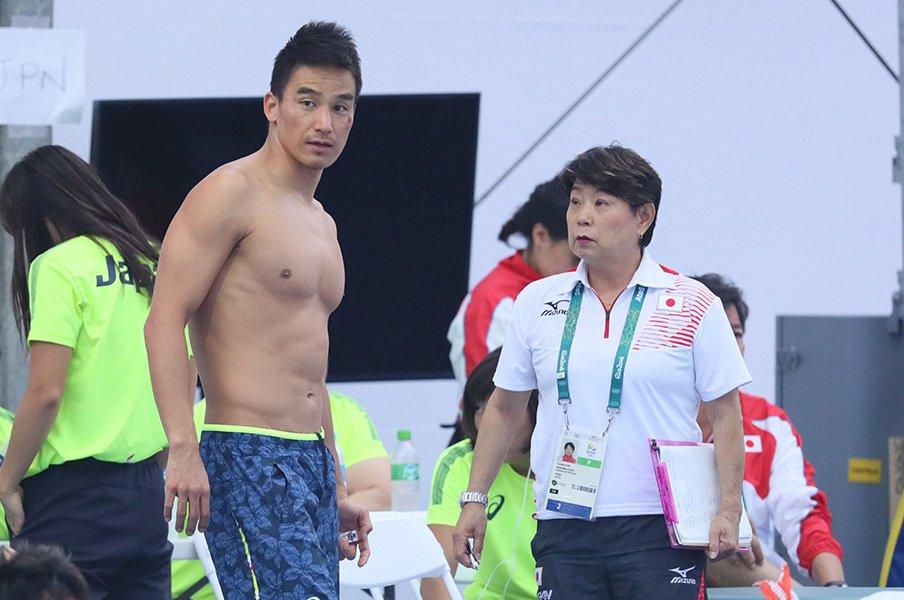 「夢は指導者ではなく選手のもの」競泳・松田と久世コーチの信念とは。