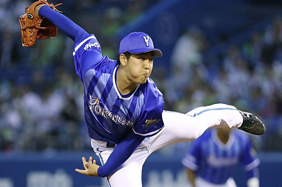 清宮キラー、DeNAで2年目の覚醒。櫻井周斗を変えた大家コーチの一言。<Number Web> photograph by Kyodo News
