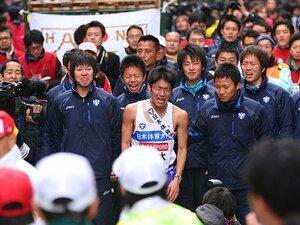 [平成25年第89回大会優勝] 日本体育大学 「胸に刻まれた1年前の屈辱」