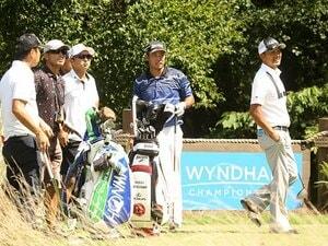 """「大好きなゴルフが嫌いになりそう」岩田寛を救った""""仲間""""松山英樹。"""