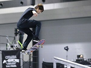 スケートボード、金メダル争い展望。堀米雄斗とスーパースターの前哨戦。