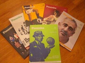 """「敗者の物語」を描き出す、不況下で生まれた新雑誌。~""""読むフットボール""""を掲げて~<Number Web> photograph by Shin Toyofuku"""