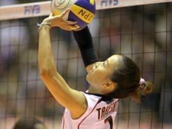 バレーをショーにするな。竹下MVP問題を考える。<Number Web> photograph by Toshiya Kondo