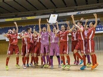 「続けていれば世界一になれますか?」フットサル、福井丸岡RUCKの快挙!<Number Web> photograph by JFA