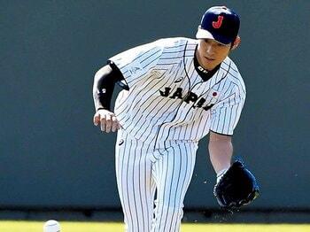 東京五輪で中軸を。上林誠知の悔しい1年。~日本シリーズで与えられたたった1度の打席~<Number Web> photograph by NIKKAN SPORTS