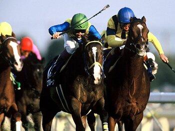 競馬の固定観念を変えた美形の名馬、エアグルーヴが残した偉大なる足跡。<Number Web> photograph by Keiji Ishikawa