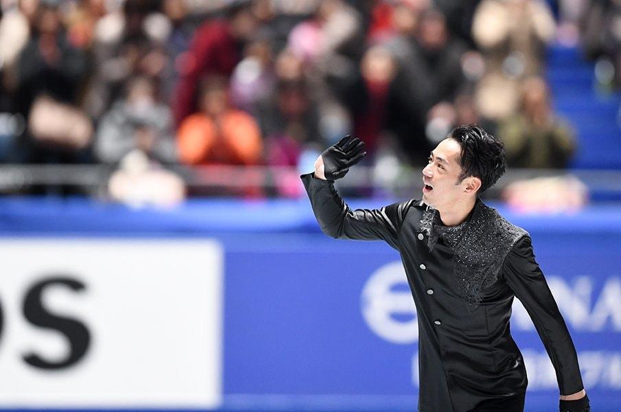 五輪女王「1人のファンとして楽しみ」アイスダンス高橋大輔へのエール。<Number Web> photograph by Asami Enomoto