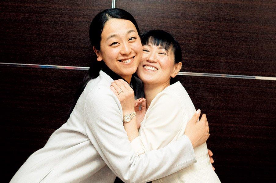 浅田真央&伊藤みどり、特別対談。トリプルアクセルへの思いとバトン。<Number Web> photograph by Kotori Kawashima