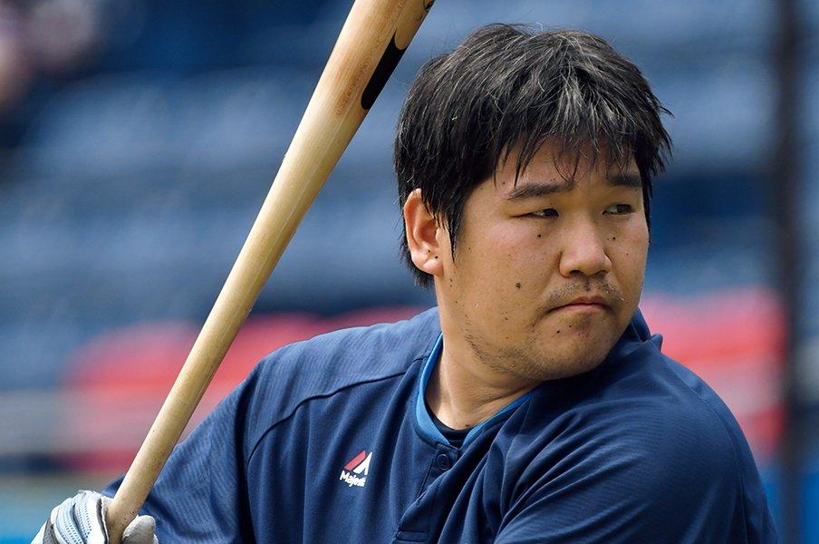 <最強打者の矜持>中村剛也「狙って打つなら一番にならないと」<Number Web> photograph by Hideki Sugiyama