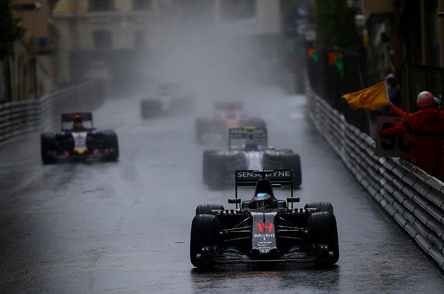 パワーユニットの信頼性大幅向上!F1で連続入賞、ホンダの逆襲開始。<Number Web> photograph by Getty Images