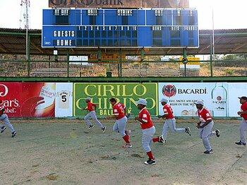 <現地探訪> キュラソー野球の謎。 ~バレンティン、A・ジョーンズを生んだ人口15万人の島~<Number Web> photograph by Ryu Voelkel