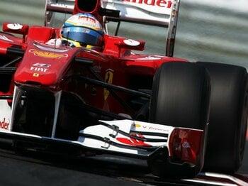 からみ合うマシン特性。本命なきレースは続く。~超高速F1イタリアGPを占う~<Number Web> photograph by Getty Images