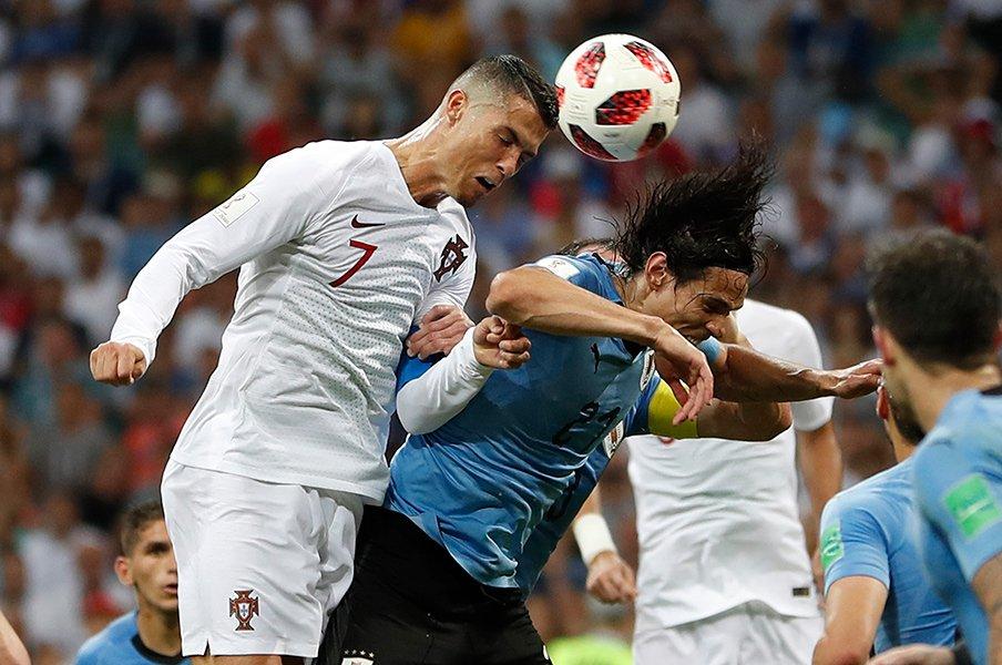 欧州サッカーにロシアW杯の影響は?ポイントは「極小エリアとスペース」。<Number Web> photograph by AFLO