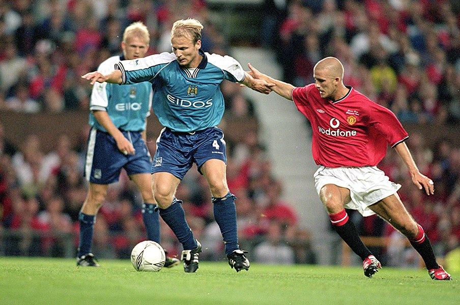 マンCは降格、ユーベは優勝剥奪!?欧州サッカーの復活と没落の歴史。<Number Web> photograph by Getty Images