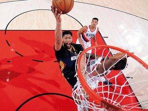 ペリカンズのエースが欲する、勝者という勲章とその意義。~NBA屈指のインサイドプレーヤーはファイナルの夢を見る~