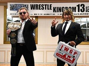 1.4東京ドームIWGP戦への大論争!ケニー・オメガと棚橋弘至の断絶。