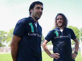ラウール、バルデスが育成指導者に。いつか監督として再び大舞台へ。<Number Web> photograph by Getty Images