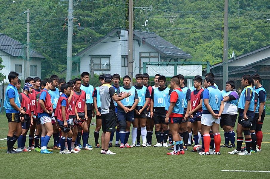 選考基準は、デカいか、速いか。「日本ラグビーは君に注目している」<Number Web> photograph by Masataka Tara