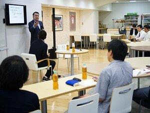 日本サッカー協会・田嶋幸三会長がNSBC受講者と討論した「方策」とは。
