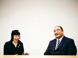 甲本ヒロト×元安美錦関の超対談。音楽界と角界「理想の引退」の形とは。