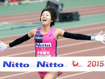 松野明美、高橋尚子から田中智美へ。女子マラソン選考問題は終わらない。 <Number Web> photograph by Kyodo News